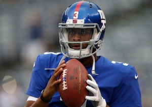 Eli Manning Is Giving Up His Starting Job So Geno Smith Can Play Against The Raiders