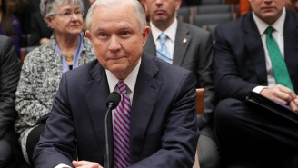 Jeff Sessions: It 'Would Be Wrong' For A U.S. President To Order Retaliation Against Political Opponents