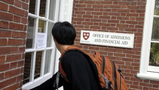 The Justice Department Is Investigating Harvard University's Affirmative Action Policies