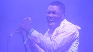 Frank Ocean's Visual Album 'Endless' Is Getting A Physical Release