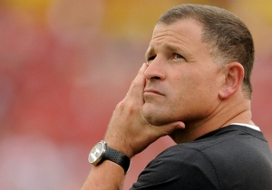 Tennessee Will Reportedly Move On From Greg Schiano After Backlash From Vols Fans