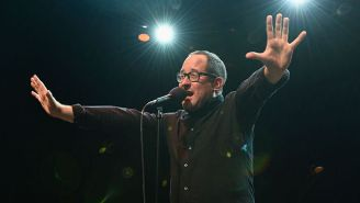 "The Hold Steady Are In Top Form On A Pair Of New Anthems, 'Entitlement Crew"" And ""A Snake In The Shower'"