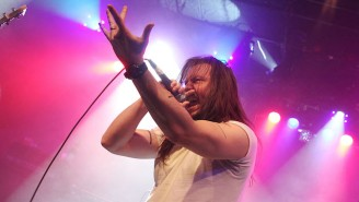 Andrew W.K.'s First New Album In Eight Years Only Has Three Songs With 'Party' In The Title