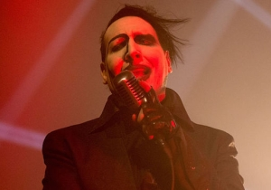 Marilyn Manson Says He Was Banned From Coachella, But Is Now Playing At The Same Time As Beyonce