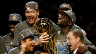 David Lee Announced His Retirement From The NBA On Instagram