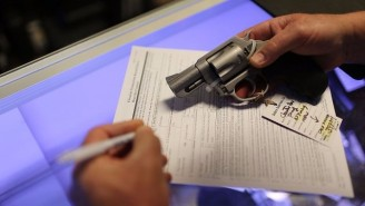 Bipartisan Senators Introduced A Bill To Strengthen The Gun Background Check System