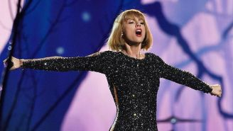 Taylor Swift Previews The Larger-Than-Life 'End Game' Video With Future And Ed Sheeran