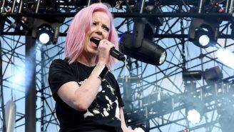 Garbage's Shirley Manson Sent A Message To Morrissey For Defending Kevin Spacey: 'F*ck You'