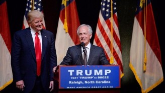 Sen. Bob Corker Has Announced A Hearing To Examine Trump's 'Authority' To Use Nuclear Weapons
