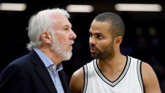 Spurs Guard Tony Parker Will Make His Season Debut Against The Mavericks On Monday Night