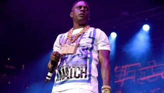 Boosie Badazz Was Arrested On Drug And Weapons Charges