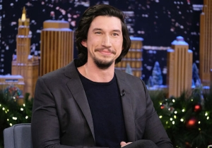 Adam Driver Is The Inspiration For Emo Kylo Ren, But He Doesn't Even Know What Emo Is