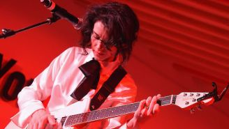 St. Vincent's Wild Performance Of 'Los Ageless' On 'Ellen' Got The Host To Sing Along