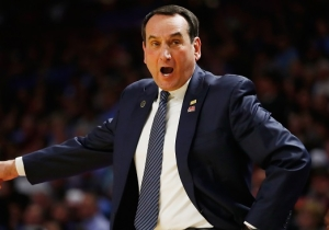 Mike Krzyzewski Joined The Chorus Of Basketball Elite Opposing The NBA's 'One And Done' Rule
