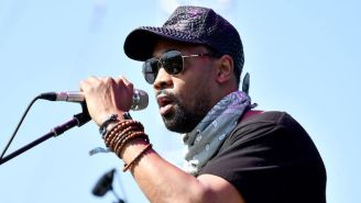 Pun-Hating RZA Is Suing A Dog-Walking Service Called Woof-Tang Clan