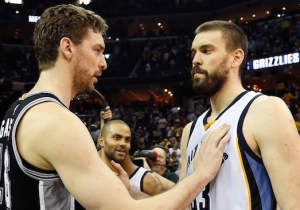 Pau Gasol Doesn't Think His Brother Had Anything To Do With David Fizdale's Firing In Memphis