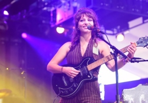 Angel Olsen Paid Tribute To David Bowie With A Brooding Cover Of 'Five Years'