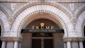 House Oversight Democrats Are Suing For Access To Records For Trump's D.C. Hotel