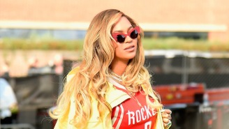 Beyonce And Pharrell Donate Signed Memorabilia To The Lung Transplant Project