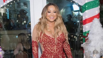 Mariah Carey's Dominance Of Christmas Will Continue With A Soundtrack Album And A New Holiday Song