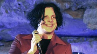 Jack White Says He Is 'Practically Done' With His 'Bizarre' Next Album