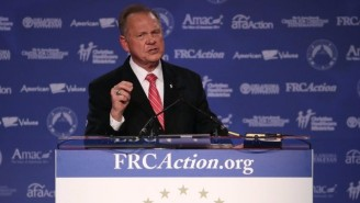 Roy Moore To Sean Hannity: 'These Allegations Are Completely False And Misleading'