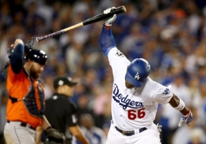 Dodgers Outfielder Yasiel Puig's House Was Burglarized After Game 7 Of The World Series