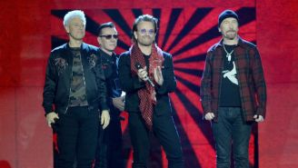 U2's Still Unreleased New Album Is No. 3 On The 'Rolling Stone' Best Albums Of 2017 List