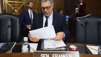 Al Franken Issues A New Apology Following The Emergence Of Additional Allegations