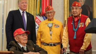 A Native American Tribe Representative Says Trump's Elizabeth Warren 'Pocahontas' Dig 'Smacks Of Racism'