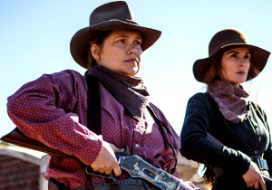 Netflix Heads West To A Town Without Men In 'Godless'