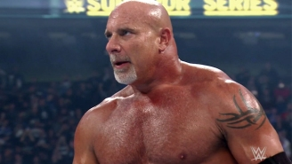Bill Goldberg's Next Gig Is A Guest Starring TV Role On 'The Flash'