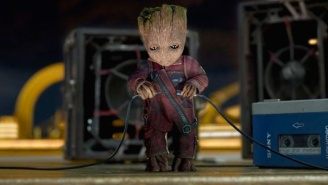 The Marvel Creative Committee Wanted 'Guardians Of The Galaxy' To Ditch The Awesome Mix