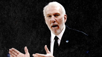 Death, Taxes, And Pop: It's Time Gregg Popovich Finally Has His Moment