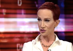 Kathy Griffin Says She Knew What She Was Doing With Her Trump Photo And Isn't Sorry About It