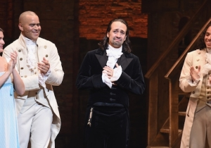 You Can Now Watch The Entire First Act Of 'Hamilton' For Free… On Pornhub