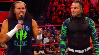 The Hardy Boyz Tell Us About The Backstage Process For Last Year's Surprise WrestleMania Return