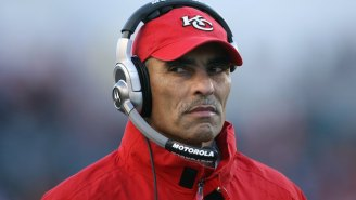ESPN's Herm Edwards Will Reportedly Become The Next Head Coach At Arizona State