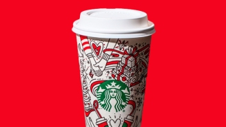 The Starbucks Holiday Cup Apparently Has A Gay Agenda And, Thank God, Everyone Is Chill About It