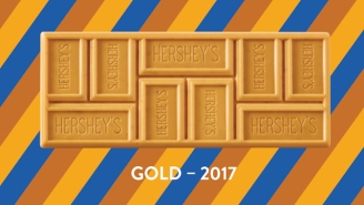 Hershey's New Non-Chocolate Chocolate Bar Launches December 1st And People Are Hyped