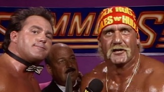 Hulk Hogan And Brutus Beefcake Are Having A Very Ugly And Personal Feud On Twitter