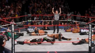 Impact Wrestling Asked Fans To Serve On Their Ring Crew In Ottawa