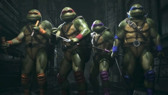 Watch A Crowd Go Bonkers When The Ninja Turtles Are Revealed As DC's Next 'Injustice 2' Fighters