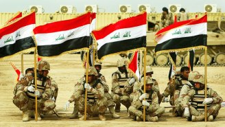 Iraqi Forces Have Retaken The Last ISIS-Held Town In Iraq