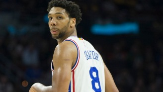 The Sixers Won't Play Jahlil Okafor In Garbage Time Out Of 'Respect'