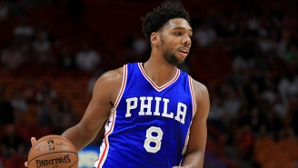 The Warriors Are Apparently On Board The 'Free Jahlil Okafor' Train