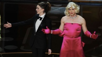 James Franco Has Regrets About The Time He Co-Hosted The Oscars With Anne Hathaway