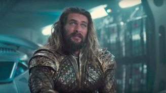 Jason Momoa Isn't Letting Bad 'Justice League' Reviews Harsh His Chill