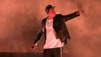 Jay-Z Rapped 'Jigga What' Over 'Know Yourself' In Toronto To Shout Out Drake