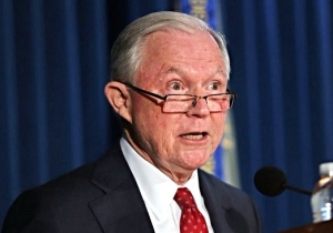 The Justice Department Is Holding 27 Investigations Into Leaks Of Classified Info, Says Jeff Sessions